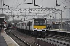 321432 (Service Dolphin) Tags: colchester essex train railway greateranglia emu electric class321