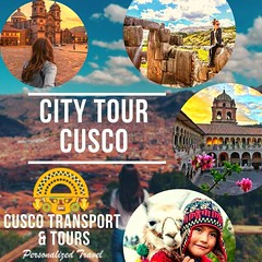 CITY TOUR CUSCO!!! We invite you to know #Cusco with our custom tour to live an unforgettable vacation; You will know #Sacsayhuaman, Qoricancha temple of the sun, #Tambomachay, #Pukapukara among other wonderful places that wait for you. we offer quality s (cuscotransportweb) Tags: sacsayhuaman traveler toursofperu citytourcusco trekking templeofthesun hiking cusco perútours andes tambomachay pukapukara inca worldwonders qoricancha andesmountains privatetours tourcusco perú cuscotransport cuscoperú pucapucara