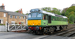 Photo of RD20859.   D7628 at Grosmont.