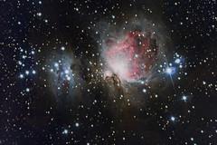 Grande Nébuleuse d'Orion (olivdrum) Tags: m42 nébuleuse dorion orion astophotographie ciel profond