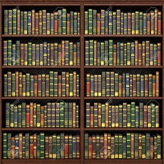 Bookshelf full of books background. Old library. (khaleeristormborn) Tags: bookshelf background shelf book old encyclopedias school classic wisdom read seamless wood university literature wallpaper aged archives row cupboard study answers intelligence tiled learn flame research hardcover bookcase retro library collection texture design science bookstore html spine paper choice education knowledge wooden vintage information college comfort candles pattern paperback ideas