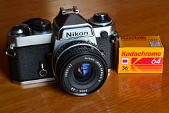 Nikon FE (eric_c112000) Tags: nikon nikonfe slr
