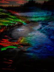 In the valley of the glowing water (PinoyFri) Tags: fantasia fantasy pantasiya fantaisie edited édité editado 已編輯 編集済み
