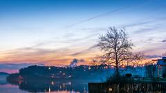 _DSC0005 (johnjmurphyiii) Tags: 06457 clouds connecticut connecticutriver dawn harborpark middletown originalnef sky sunrise tamron18400 usa winter johnjmurphyiii