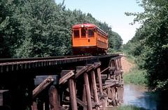 Keokuk Junction Railway Iowa 1993 3 (jsmatlak) Tags: iowa traction train railroad electric interurban