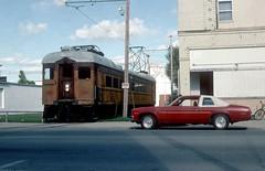 Boone Iowa 1993 2 (jsmatlak) Tags: iowa traction train railroad electric interurban