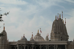 BAPS Shri Swaminarayan Mandir (jrpopfan) Tags: building stafford hindumandir canon website structure baps religion religious indian texas swaminarayanmandirs architecture hinduism church temple international hindu