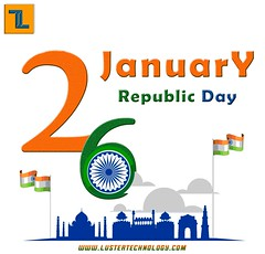 Happy Republic Day (lustertech2017) Tags: republic day happy india indian bharat jai hind