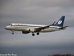 Belavia EW-340PO (A) OMD (U. Heinze) Tags: aircraft airways airlines airplane planespotting plane flugzeug haj hannoverlangenhagenairporthaj eddv olympus omd em1markii 12100mm