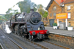 Photo of RD20858.  76079 at Grosmont.