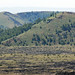 Cinder cone volcano (late Pleistocene; Crescent Butte, Craters of the Moon Lava Field, Snake River Plain, Idaho, USA)