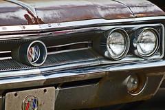 Buick Style (buickstyle232) Tags: mcphersonkansas mcphersonks mcphersoncollege buick oldcars buicklesabre patina old oldgeneralmotorscars generalmotors cardetails rustycars rust chrome coupe