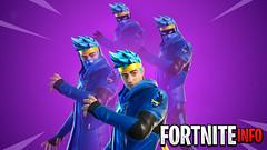 Fortnite introduces Ninja Skin And Pon-Pon Emote (Fortnite Info) Tags: fortnite info news