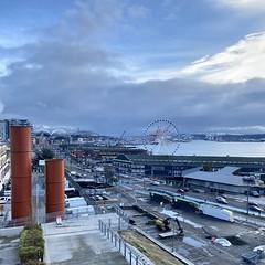 흉측한 고가도로가 완전히 사라진 시애틀 워터프론트 #seattle #waterfront #harbor (Seattle Raindrops) Tags: seattle waterfront harbor