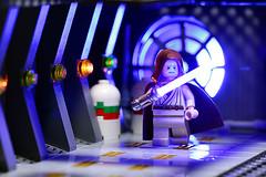 Obi Wan (Frost Bricks) Tags: lego minifigure toy photography star wars obi wan kenobi