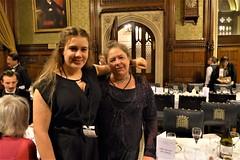 Francesca Shannon & her mother Beverley Shannon (photo by Roger Johnson)