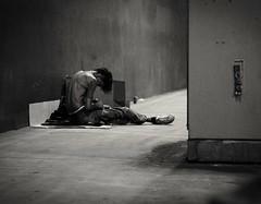 Beware of drugs (Hugox0825) Tags: drugs street streetphotography bnw blackandwhite