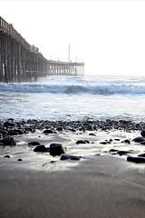 Ventura Pier (tonyvegaram) Tags: ventura venturahills beach sand