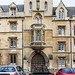 Exeter College, Oxford, England