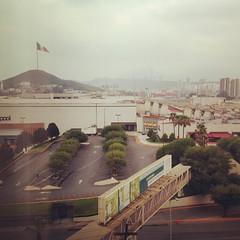 Bandera Mexicano (jrpopfan) Tags: travel urban landscape mexico citylife monterrey iphone city vacation landscapes international exploration