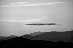 The Cloud (DavidSenaPhoto) Tags: impressionisticphotography clouds mountains monochrome multipleexposure bw bnw fuji xt2 fineartphotography blackandwhite fujifilm impressionism