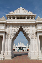 BAPS Shri Swaminarayan Mandir (jrpopfan) Tags: building stafford hindumandir canon website structure baps religion religious indian texas swaminarayanmandirs architecture hinduism international church temple hindu