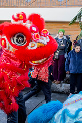 Year of the Rat_red (scubadreamtime) Tags: chinesenewyear newyear portland cultural
