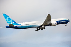 2020_01_25 Boeing 777X First Flight-6 (photoJDL) Tags: 777 7779x 777x 777xfirstflight boeing boeing777 boeing7779x boeing777x jdlmultimedia jeremydwyerlindgren kpae n779xw painefield aircraft airline airplane airport aviation pae