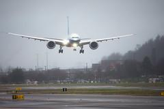 2020_01_25 Boeing 777X First Flight-29 (photoJDL) Tags: 777 7779x 777x 777xfirstflight bfi boeing boeing777 boeing7779x boeing777x boeingfield jdlmultimedia jeremydwyerlindgren kbfi n779xw aircraft airline airplane airport aviation