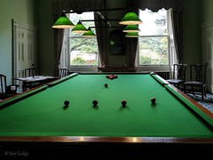Photo of Sewerby Hall, Snooker Room