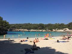 Cala Turqueta (kram cam) Tags: menorca beach spain balearic photo digital island