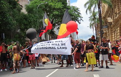 Always was Always will be (Grenzeloos1) Tags: invasionday alwayswasalwayswillbe rally 2020 indigenous brisbane