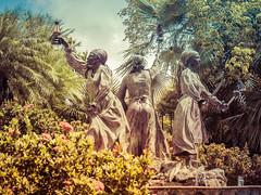 St Thomas Island (jrpopfan) Tags: statues beachlife olympus beach olympusphotography statue virginislands stthomas olympusomd island exploration caribbean vacation islandlife tropical explore
