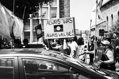 Always Was, Always Will Be (Leighton Wallis) Tags: sony alpha a7r mirrorless ilce7r 55mm f18 emount newcastle nsw newsouthwales australia invasionday firstnations aboriginal aborigine protest changethedate