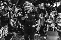 Uncle Bill (Leighton Wallis) Tags: sony alpha a7r mirrorless ilce7r 55mm f18 emount newcastle nsw newsouthwales australia invasionday firstnations aboriginal aborigine protest changethedate