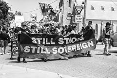 Still Strong, Still Sovereign (Leighton Wallis) Tags: sony alpha a7r mirrorless ilce7r 55mm f18 emount newcastle nsw newsouthwales australia invasionday firstnations aboriginal aborigine protest changethedate