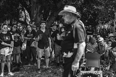 Listening to Bill (Leighton Wallis) Tags: sony alpha a7r mirrorless ilce7r 55mm f18 emount newcastle nsw newsouthwales australia invasionday firstnations aboriginal aborigine protest changethedate