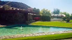 Taliesin West #5 (jrpopfan) Tags: scottsdale summer exploreeverthing traveling desert travel statue exploration iphone architecture taliesinwest wanderlust franklloydwright summersun arizona