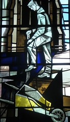 [84188] St Helen, Amotherby : Hornby Window (Budby) Tags: northyorkshire church amotherby window stainedglass