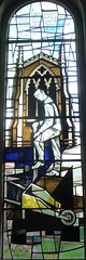 [84187] St Helen, Amotherby : Hornby Window (Budby) Tags: northyorkshire church amotherby window stainedglass