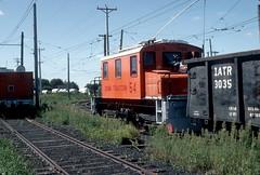 Iowa Traction 1993 14 (jsmatlak) Tags: iowa traction train railroad electric interurban