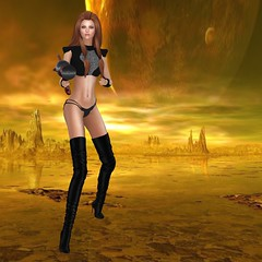 Virtual Diva - Jenny / 7 Deadly s[K]ins - Rada (Group Gift) (catsrage17) Tags: virtualdiva heels warbughq wasabipills maitreya lelutka 7deadlyskins