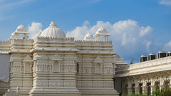 BAPS Shri Swaminarayan Mandir (jrpopfan) Tags: building stafford hindumandir canon website structure baps religion religious indian texas swaminarayanmandirs architecture hinduism church international temple hindu