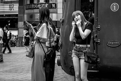 Tokyo 2019 (burnt dirt) Tags: galveston texas candid documentary street photography downtown city urban metro the strand outdoor people person fujifilm xt3 fujinon 50mm f2 style fashion life real crowd group emotion expression portrait close motorcycle bike biker harley davidson