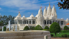 BAPS Shri Swaminarayan Mandir (jrpopfan) Tags: building church hindumandir canon website structure baps religion religious indian texas swaminarayanmandirs architecture hinduism stafford international temple hindu