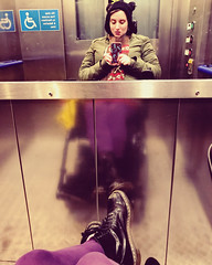 Photo of Lift selfie, double boots