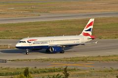 G-EUYA (mduthet) Tags: geuya airbus a320 britishairways aéroportmarseilleprovence