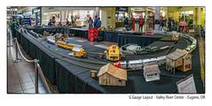 G Gauge Layout (NoJuan) Tags: panoramic panorama gx85 panasonicgx85 microfourthirds micro43 mirrorless m43 mft 1232mmpanasonic panasonic1232mm modelrailroad modeltrains valleyrivercenter