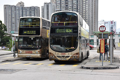 Kowloon Motor Bus AVW45 LM2398 (Howard_Pulling) Tags: hk hongkong bus buses
