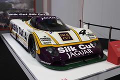 Jaguar 1988 XJR-9 Le Mans Car Ex Eddie Cheever (Boblovel) Tags: autosport international 2020